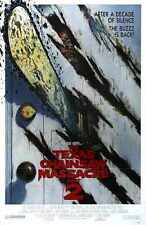 Texas ChainsAw Massacre 2 Poster 01 A3 Box Canvas Print
