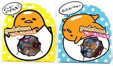 Sanrio Gudetama Egg Sticker Sack Pack flakes Japan New Kawaii New 1