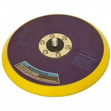 "DA Palm Sander Backing Pad 150mm 6"" Vinyl 5/16 Thread For Self Adhesive Discs"