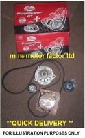 FOR FIAT BRAVO 1.4 90 BHP GATES TIMING CAM BELT KIT WITH WATER PUMP OEM QUALITY