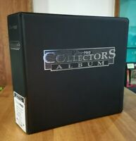 Ultra Pro Collectors Album Black Raccoglitore - MTG Magic Pokemon