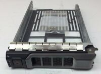 "Dell 3.5"" R710 T710 R730 R620 T610 Hard Drive Tray Caddy F238F KG1CH PowerVault"