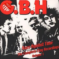 G.b.h. - race against time-the complete CLA (vinyle 2lp - 2016-uk-original)