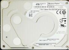 """Western Digital WD40NDZW-11MR8S1 WXT1E SEP 2019 Thailand 4TB 2.5"""" USB 3.0 B15-12"""