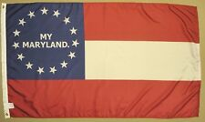 1st Maryland MD Infantry Reg Indoor Outdoor Historical Dyed Nylon Flag 3' X 5'