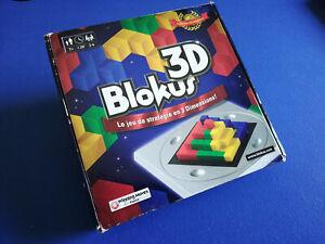 Jeu - Blokus 3D - Winning moves (100% complet)