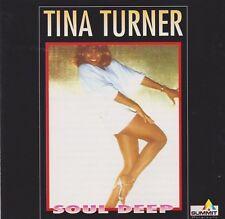 Tina Turner Soul Deep  CD