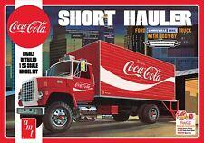 AMT 1/25 Scale Model Kit Coca-Cola 1970 Ford Louisville Short Hauler Truck 1048