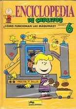 Enciclopedia de Carlitos. Vol. 6. ¿Cómo funcionan las máquinas?