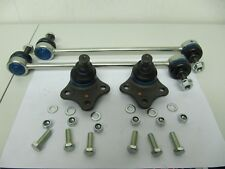 Coupling Rod and Ball Joints Ford Fiesta V and Mazda 2- Set for Front