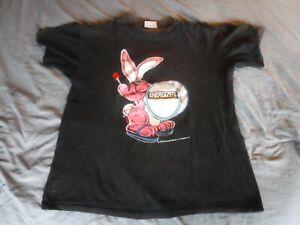 energizer battery bunny 1992 t shirt size large vintage