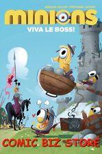 MINIONS VIVA LE BOSS! #2 (2019) 1ST PRINTING COVER B TITANS COMICS
