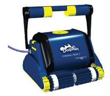 Dolphin 9999399XBL4 Commerciale Robotic Piscina Pulitore con Caddy 9999399X-BL4