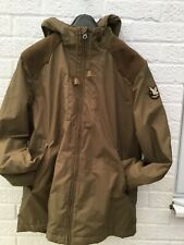 Brand New With Tags RRP £199 Mens Jogs Chevignon Size Large Tan Winter Lake Coat
