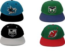 NHL Two Tone Primary Logo Snapback Hat
