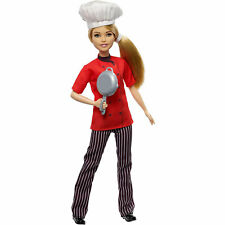 Mattel Barbie Versione Chef You Can Be Anything