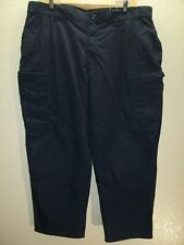 "5.11 TACTICAL Mens 2XL 44""W 30""L padded-knee blue cargo Pants"