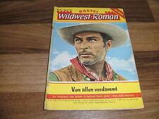 BASTEI WILDWEST  # 515 / 1966 -- von ALLEN VERDAMMT // mit LEE van CLEEF Cover