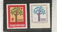 Lot     Yugoslavia 8  MNH Variety  !