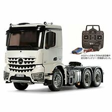 Tamiya 1/14 Rc Mercedes Benz Arocs 3363X4 Classic Space Full Operation Kit 56351