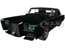 BLACK BEAUTY GREEN HORNET BLACK TV SERIES 1/18 DIECAST MODEL BY AUTOART 71546