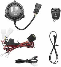 Gorilla Automotive - 9000 - 9000 Cycle Alarm with Remote Transmitter` 58-9995