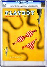 PLAYBOY | 1954-07 9.0 | July 1954 | CGC 9.0 Very Fine/Near Mint | Neva Gilbert
