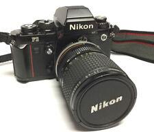 Nikon F3HP 35mm Film Camera W/ Nikkor 28-85mm F/3.5-4.5 Lens