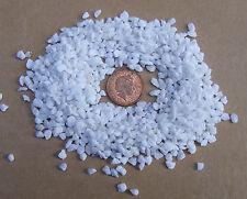 Pacchetto 50g Small Bianco Rocce Pietre in Miniatura Casa Delle Bambole Accessorio Giardino 50i