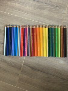 41 X Derwent Artist Colour Pencils