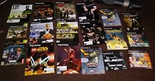 Lot Demo Discs PlayStation 2 + Xbox Mortal Kombat One Piece Battle Grounds +