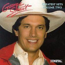 George Strait - Volume 2-Greatest Hits - Album CD Damaged Boîtier