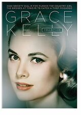 NEW - Grace Kelly Collection (DVD)