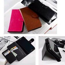 Lumiel Leather Wallet Case for LG G7 G6 G5 G4 G3 G2 / V40 V30 V20 V10 / Q7 Q8 Q6