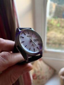 Seiko Lord Matic 25 Jewel Automatic Watch 5606-7192