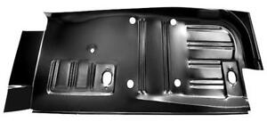 1965-68 Ford Mustang Front & Rear Floor Panel Complete - LH New