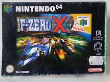 N64 jeu-F-Zero X (avec neuf dans sa boîte/sans instructions) 10636442