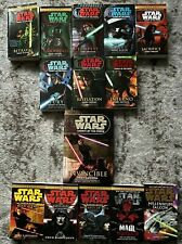 Star Wars Legacy of the Force Collection & more (Lucasbooks & Disney Publishing)
