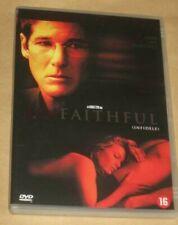 "Film DVD ""INFIDELE"" (Gere, Lane, Martinez, Sullivan, Lowe, Colin, Monaghan, ...)"