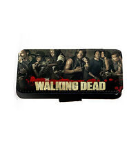 Walking Dead Phone Case Dont Open Leather Wallet iPhone Samsung HTC Xperia LG Samsung Galaxy S7 3 Title