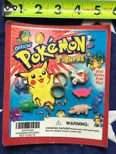 Vintage NEW Vending Gumball Machine prize display Pokemon & other toys pikachu