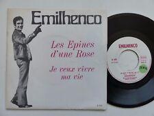 EMILHENCO Les epines d une rose E 555 Discotheque RTL