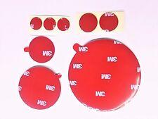 F24 / 3M Doppelseitiges Klebeband starke Klebepads Klebepunkte rund 7 Größen