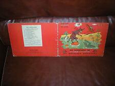 SYLVAIN ET SYLVETTE SERIE 1 N°9 LES NOUVEAUX ROBINSON - EDITION ORIGINALE 1954