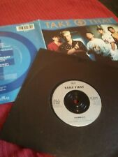 "TAKE THAT ""PROMISES"" C/W ""DO WHAT YOU LIKE"" 7"" VINYL WITH POSTER"