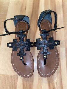 Tory Burch Chandler Flat Sandals Size 7.5