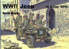 WW2 Jeep in Action by David Doyle 1945 MB Ford GPW Jeeps WW2 US army military