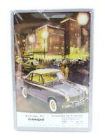 Letrero de Metal GOLIATH Coupe Coche 30CM, Nostalgia Escudo Metal, Nuevo