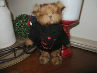 Bearington Plush 10 Inch Bear, Bee Mine, New with Tag, 190021 Valentine