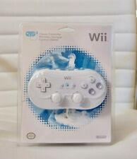 Classic Controller Wired Game Pad Genuine Official Nintendo Wii